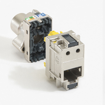 RJ45 connector Cat. 6A