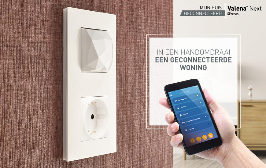 Valena Next with Netatmo